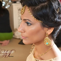 Indian Asian Bridal Hair and Makeup Artist in London and ...